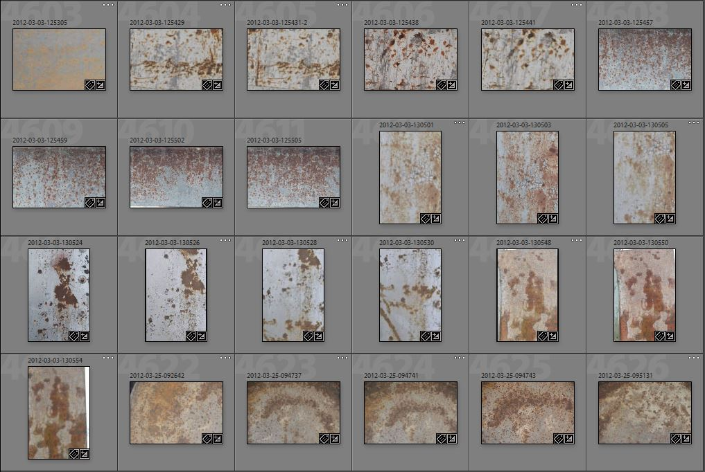 Rust Results