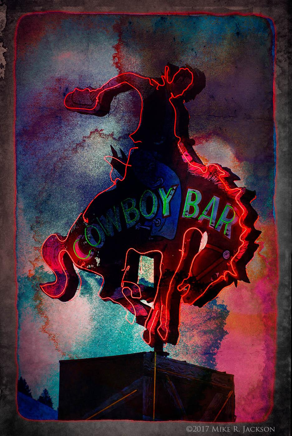 Cowboy Bar Version 2